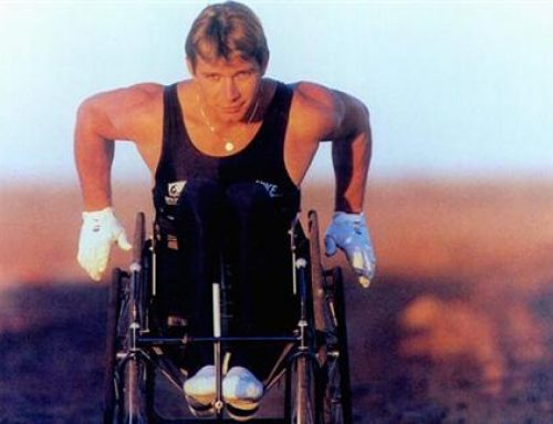 TDC Close-up with the Rick Hansen Foundation