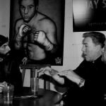 Canadian Heavyweight George Chuvalo and the lovable Spider Jones