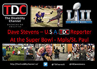 Super Bowl 52 with Dave Stevens