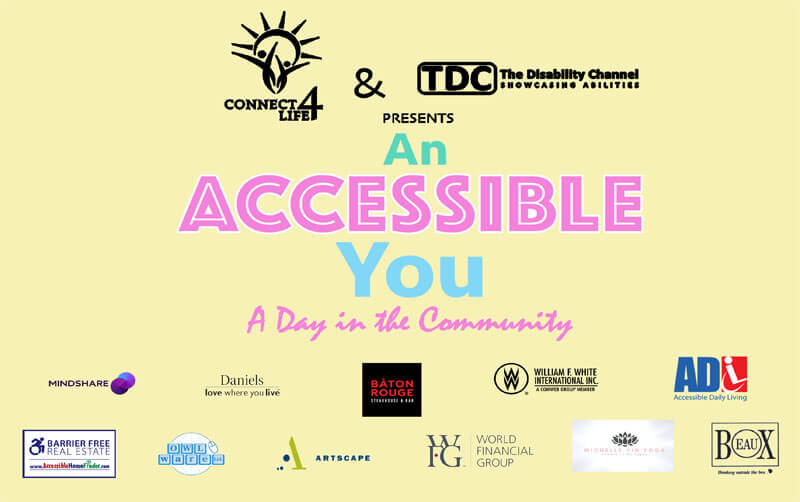 An Accessible You - A Day in the Community