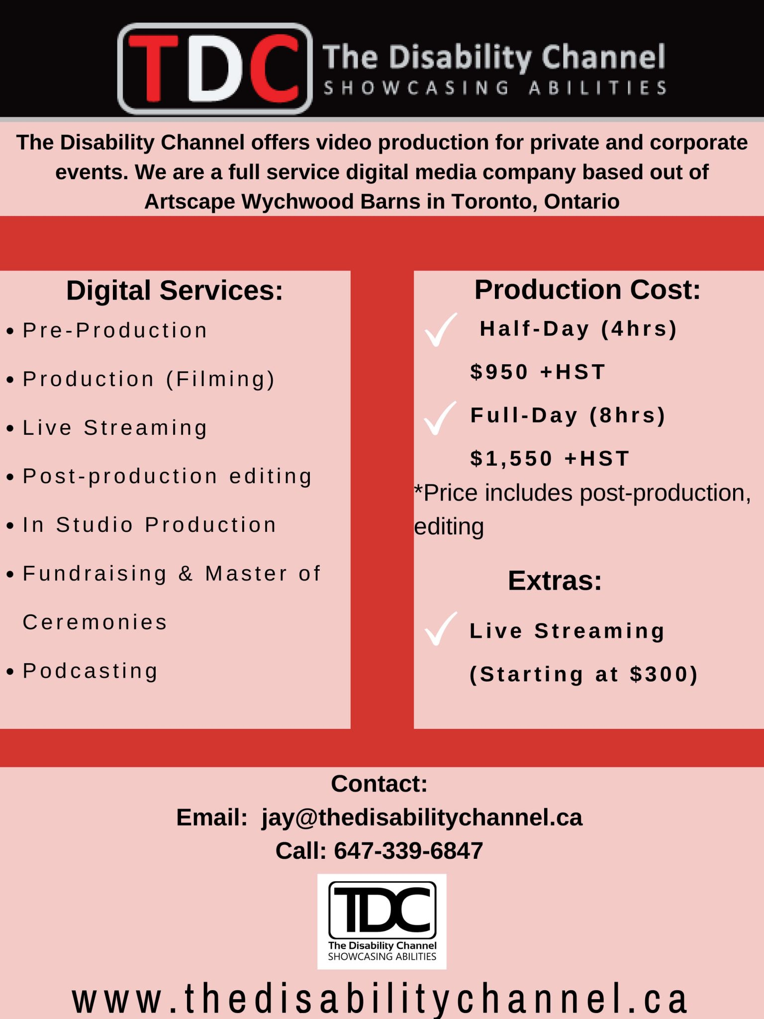 TDC Digital Services