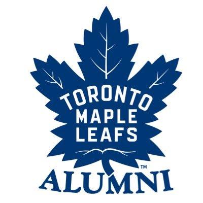 Toronto Maple Leafs Alumni logo