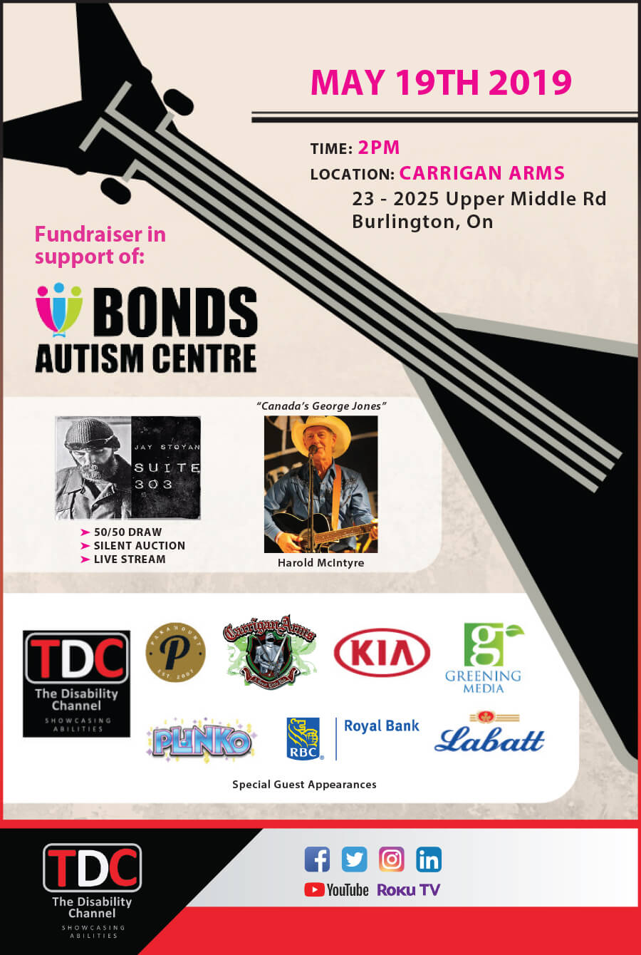Bond Autism Fund event