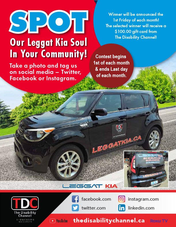 Spot our kia contest