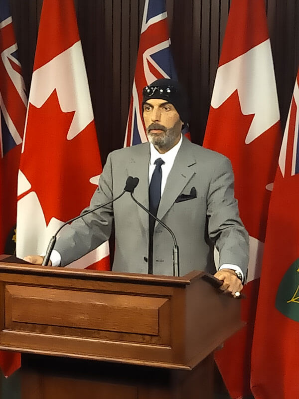 Jay Stoyan at Queen's Park