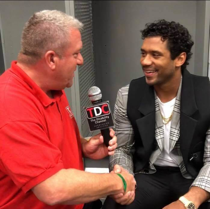 Dave interviews guest