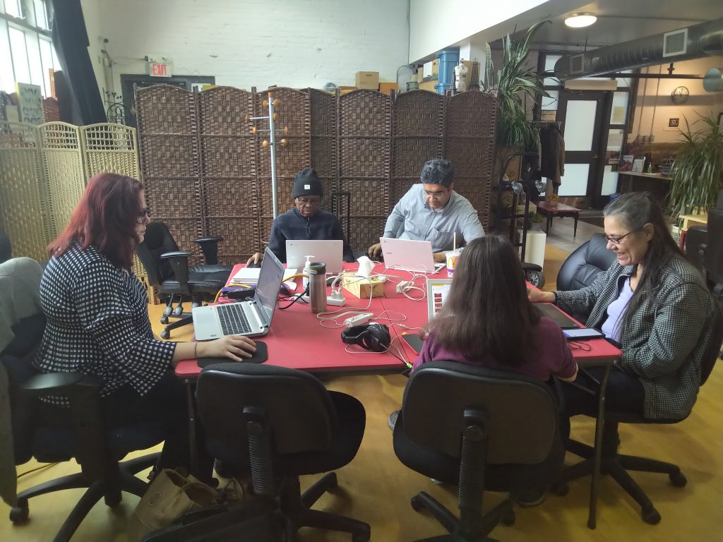 Digital Ventures Program Class Photo
