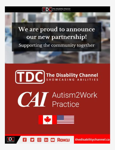 TDC and CAI Partnership